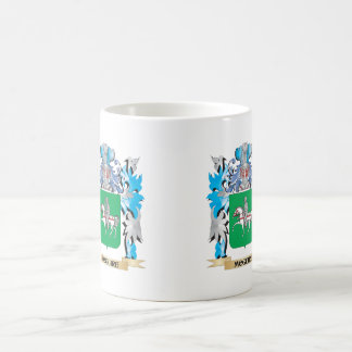 Mcguire Coat of Arms - Family Crest Classic White Coffee Mug