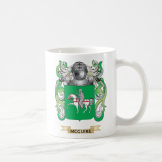 McGuire Coat of Arms (Family Crest) Classic White Coffee Mug