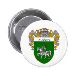 McGuire Coat of Arms (Mantled) Pins