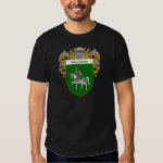 McGuire Coat of Arms (Mantled) T Shirts