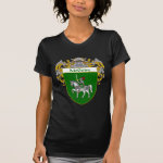 McGuire Coat of Arms (Mantled) Tshirt