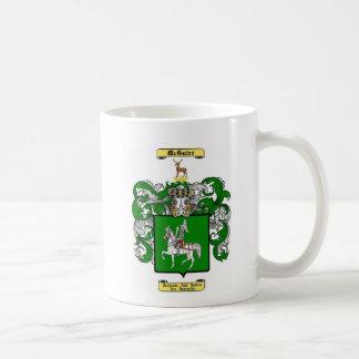 McGuire Classic White Coffee Mug