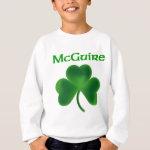 McGuire Shamrock Sweatshirt