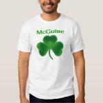 McGuire Shamrock T-shirts
