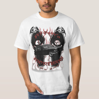 McGuires Mortuary (white) T-Shirt