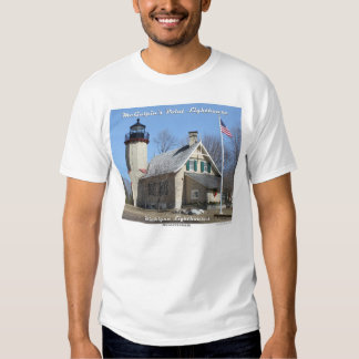 McGulpin's Point Lighthouse T-Shirt