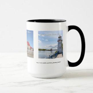 McGulpins Point _ Mackinac Point _ Cheboygan Crib Mug