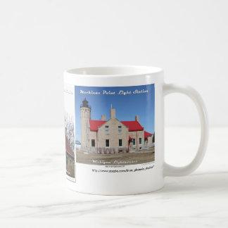 McGulpins Point _ Mackinac Point _ White River Coffee Mug
