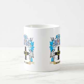 Mchenry Coat of Arms - Family Crest Classic White Coffee Mug