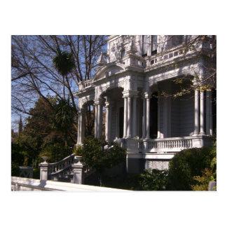McHenry Mansion Postcard