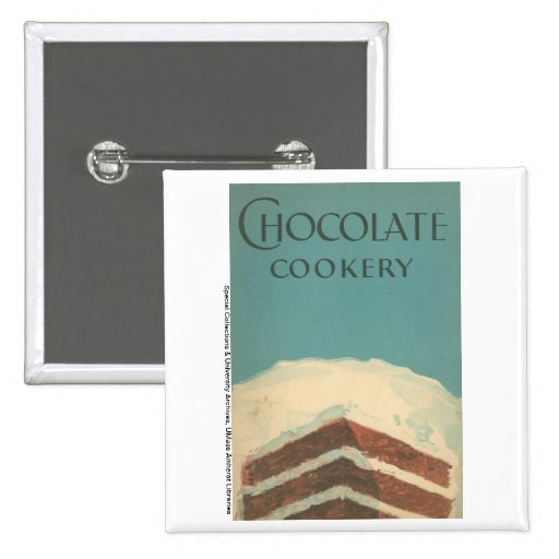 McIntosh Cookery Collection 2 2 Inch Square Button