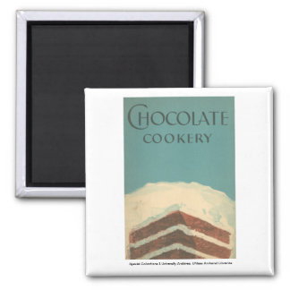 McIntosh Cookery Collection 2 2 Inch Square Magnet