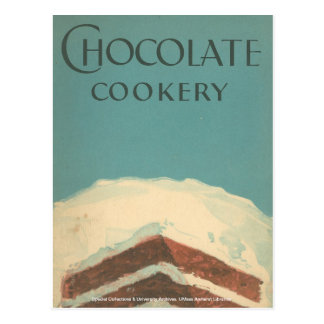 McIntosh Cookery Collection 2 Postcard