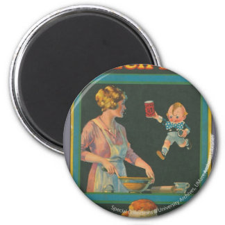 McIntosh Cookery Collection 2 Inch Round Magnet