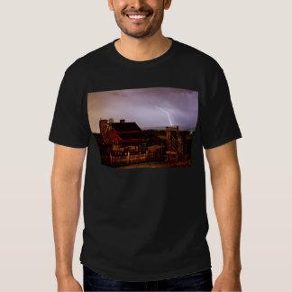 McIntosh Farm Lightning Thunderstorm T Shirt