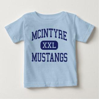 McIntyre Mustangs Middle Montgomery Alabama Tees