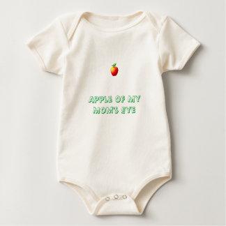 MCj04417080000[1], Apple Of My Mom's Eye Baby Bodysuit