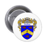 McKay Coat of Arms (Mantled) 2 Inch Round Button