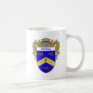 McKay Coat of Arms (Mantled) Coffee Mug