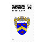 McKay Coat of Arms (Mantled) Postage Stamp