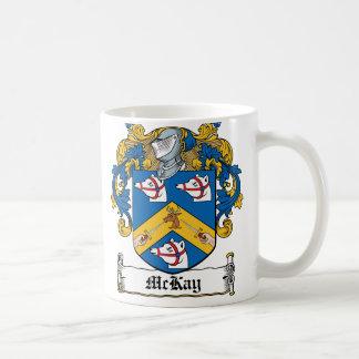 McKay Family Crest Coffee Mug