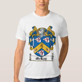 McKay Family Crest Tee Shirt