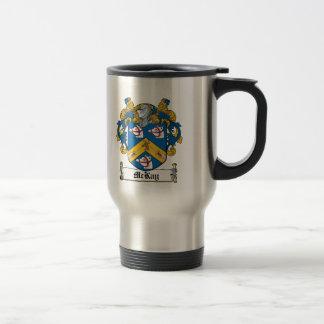 McKay Family Crest Travel Mug
