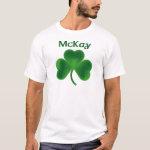 McKay Shamrock T-Shirt