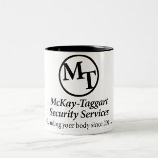 McKay-Taggart Security Services Mug