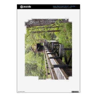 McKee covered bridge, Jacksonville, Oregon iPad 3 Decals