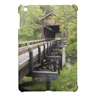 McKee covered bridge, Jacksonville, Oregon iPad Mini Cover