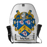 McKee Family Crest Courier Bags