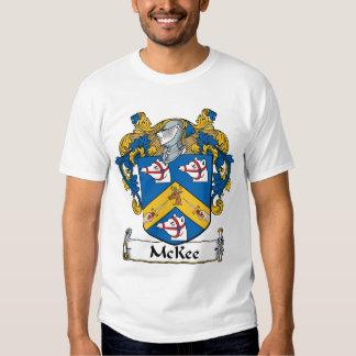 McKee Family Crest T-shirt
