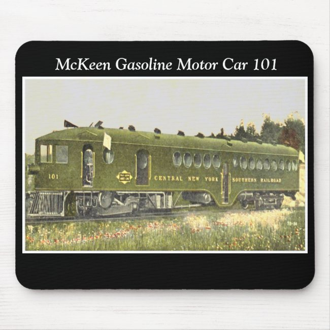 McKeen Gasoline Motor Car 101