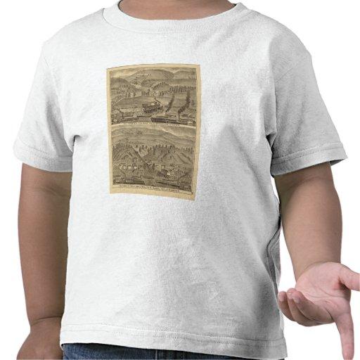 McKeesport el condado de Allegheny, Pennsylvania Camiseta