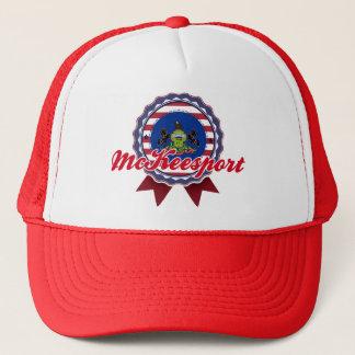 McKeesport, PA Trucker Hat