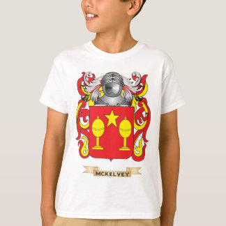McKelvey Coat of Arms (Family Crest) T-Shirt