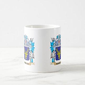 Mckenzie Coat of Arms - Family Crest Classic White Coffee Mug