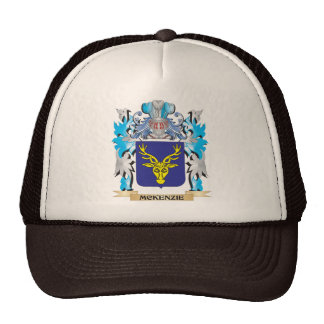Mckenzie Coat of Arms - Family Crest Hats