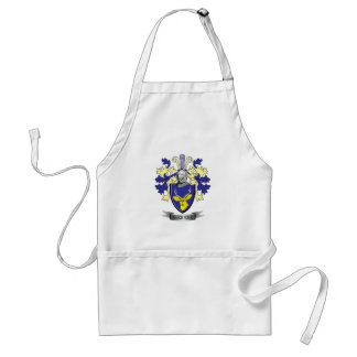 McKenzie Family Crest Coat of Arms Adult Apron