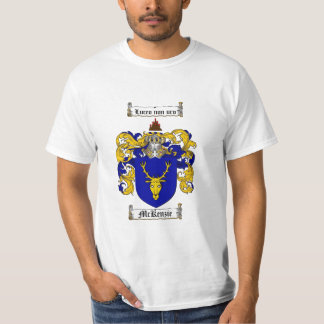 Mckenzie Family Crest - Mckenzie Coat of Arms T-Shirt