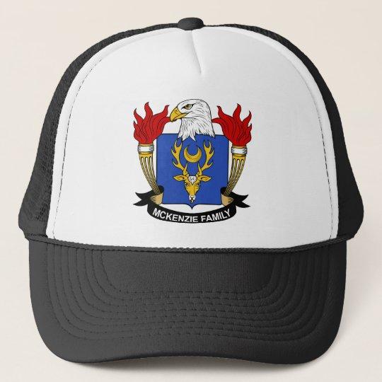 McKenzie Family Crest Trucker Hat