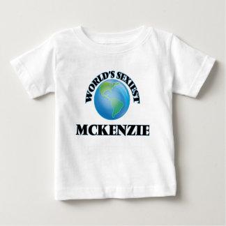 Mckenzie más atractivo del mundo playeras