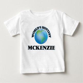 Mckenzie más caliente del mundo playera