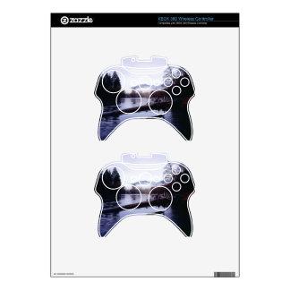 McKenzie Mist Xbox 360 Controller Skin
