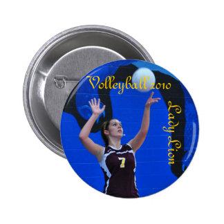 McKenzie Wooldridge Pin Redondo 5 Cm