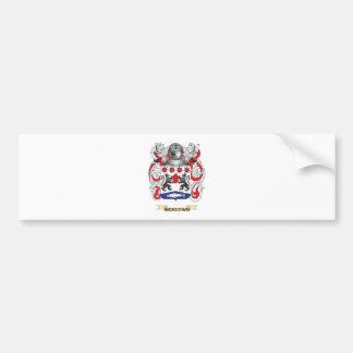 McKeown Coat of Arms (Family Crest) Bumper Sticker