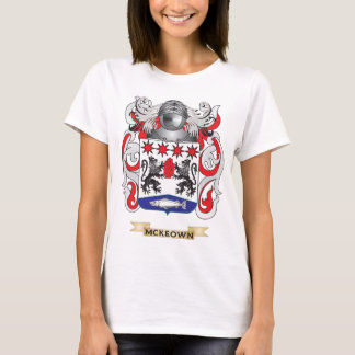 McKeown Coat of Arms (Family Crest) T-Shirt