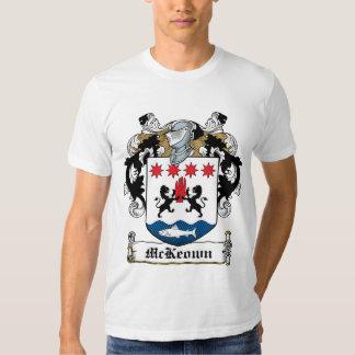 McKeown Family Crest Tee Shirt