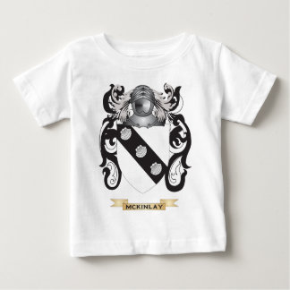McKinlay Coat of Arms (Family Crest) Baby T-Shirt
